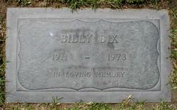 Billy Dix