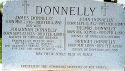 Thomas The Black Donnellys Donnelly