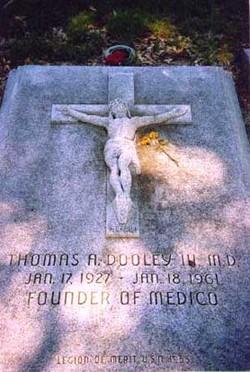 Dr Thomas A. Tom Dooley, III