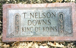 T. Nelson King of Koins Downs