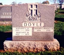 Bernard Barney Doyle