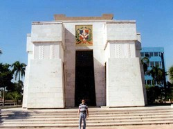 Puerta El Conde Mausoleum
