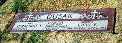 Ervin F. Dusak