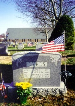 James Joseph Jimmy Dykes