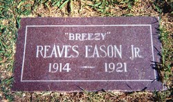 Reaves Breezy Eason, Jr
