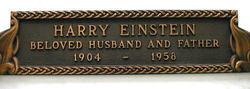 Harry Einstein