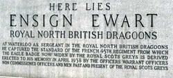 Ensign Charles Ewart