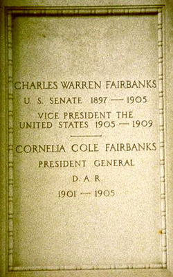 Charles Warren Fairbanks