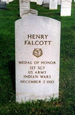 Henry Falcott