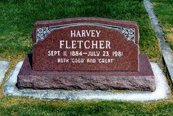 Harvey Fletcher