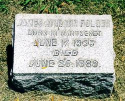 James A. Folger