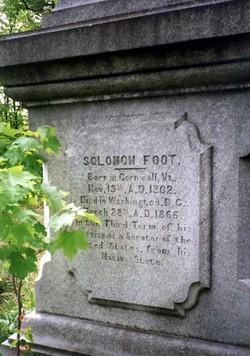Solomon Foot