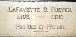 Lafayette Sabine Foster