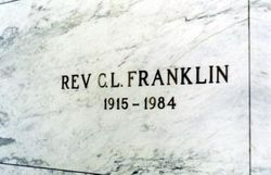 Rev C. L. Franklin