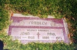 Paul B Frawley