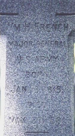 Gen William Henry French