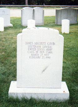 LTG James Maurice Gavin
