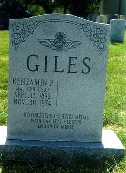 Benjamin Franklin Giles