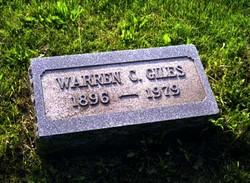 Warren Crandall Giles
