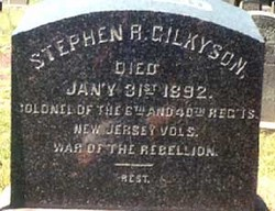 Stephen Rose Gilkyson