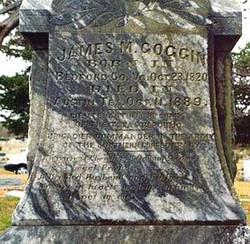 James Monroe Goggin