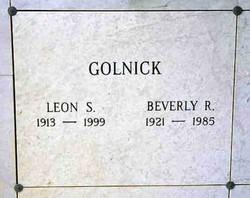 Leon Shaffer Golnick