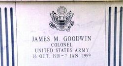 James M. Goodwin
