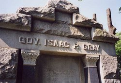 Col Isaac Pusey Gray