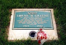 Lorne Greene
