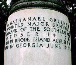 Nathanael Greene