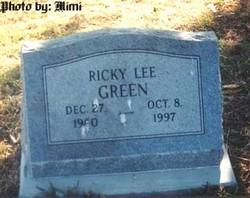 Ricky Lee Green