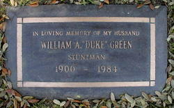 William A. Duke Green