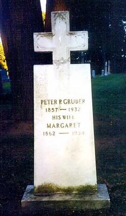 Peter P. Rattlesnake Pete Gruber