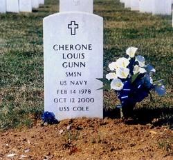 Cherone Louis Gunn