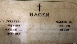Walter Sir Walter Hagen