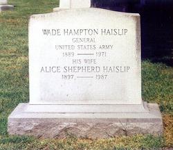 Wade Hampton Haislip