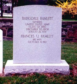 Gen Barksdale Hamlett