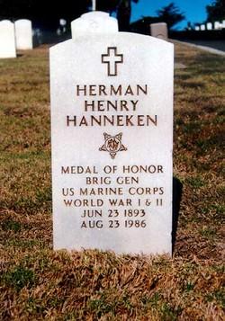 Herman Henry Hanneken