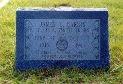 James Lindell Harris