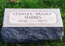 Stanley Raymond Bucky Harris