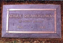 Athole <i>Shearer</i> Hawks