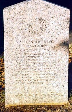 Alexander Travis Hawthorn