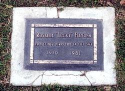Russell Lucky Hayden
