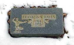 Frankie Witman Blimp Hayes