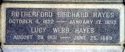 Lucy Ware <i>Webb</i> Hayes