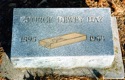 George Dewey Judge Hay