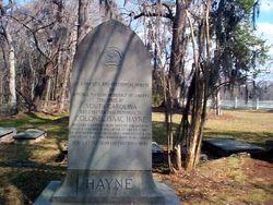 Isaac Hayne