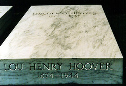 Lou <i>Henry</i> Hoover