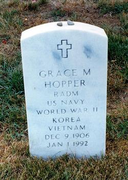 Adm Grace Murray Hopper