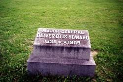 Gen Oliver Otis Howard